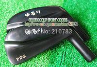 Golf Clubs head Yururi 11 PDG Forged black golf Irons head Set 3-9P(8pc)NO shaft Wholesale golf irons  clubs Free Shipping