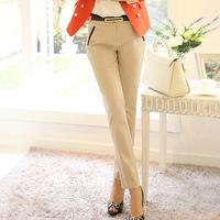 OVO!new 2014 korean OL style big yards Harem pants cotton women pants professional pants F.KZ.W.058