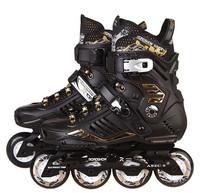 Rx6 adult roller skating shoes slalom skates inline skates roller skates