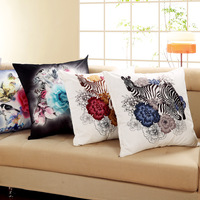 Large cushion for leaning on to cover, sofa cushion cover