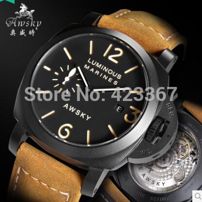Watch Men Relogios New Men Automatic Self -wind Watch Switzerland Brand Military Army Luxury Mechanical Sapphire Top(China (Mainland))