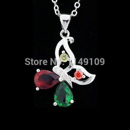 modern pendant scalar energy pendant wholesale silver jewelry(China (Mainland))