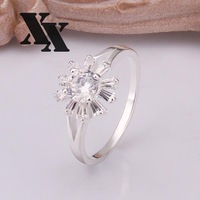 R261 925 Silver rings new design finger ring for lady
