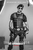 """014 expendables 3 - Arnold Schwarzenegger Stallone Hot Movie 24""""x35""""  Poster"""