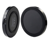 Qi Wireless Charger Mini Charging Pad Ultra Slim For iPhone 4 5 5S Samsung Galaxy S3 S4 S5 Note3 Nokia Lumia 920 CA000052