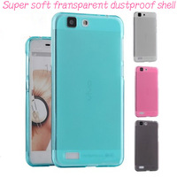 Free Shipping Top Quality (20pcs/lot) TPU  case with Dust Proof Plugs for Lenovo A516 case cover