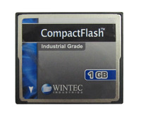 Industrial WINTEC 1GB COMPACT FLASH CARD CompactFlash I CF Card 1 GB