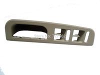 (Biege) LHD Driver Door Window Master Panel Bezel fits for VW Golf Jetta Mk4 Passat B5 B5.5 3B1 867 171E