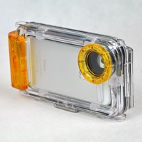 NEW For iphone 5 5s 40M WATERPROOF case UNDERAWTER photography cover IPx 8 Waterproof grade protective skin