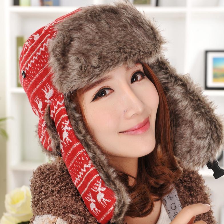 Russian Hat Winter hat(China (Mainland))