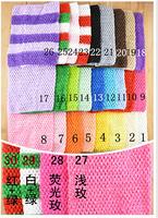 2014 New Baby Girl 9Inch Crochet Tutu Tube Tops Chest Wrap Wide Crochet headbands 26 colors 20cm X 23cm 10pcs/lot