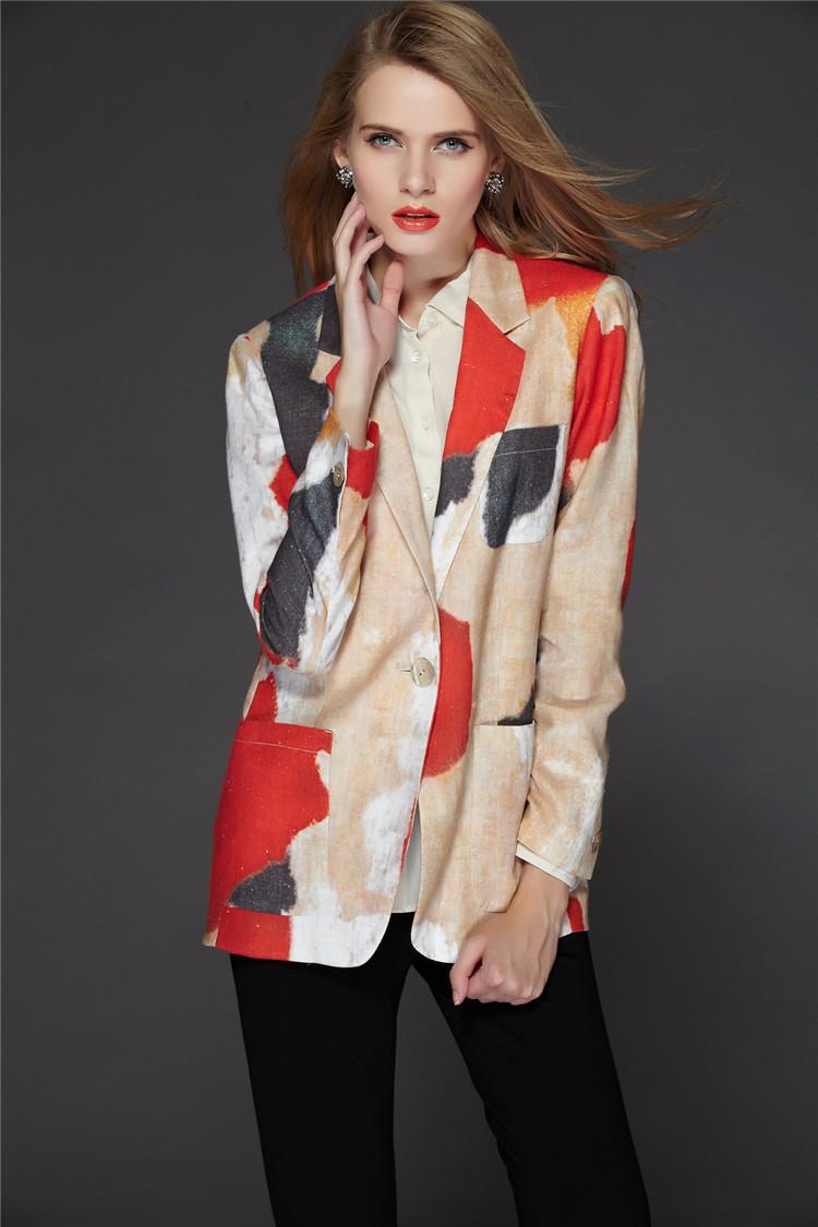 Женский пиджак D1309