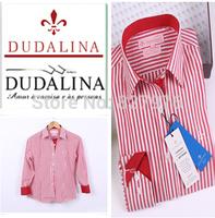 Blusas femininas 2014 DUDALINA roupas body fashion women renda camisa lace blouse blusas de shirt kimono woman's tops women 3015
