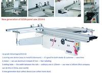 MJ61-32TAY panel cutting saw machine