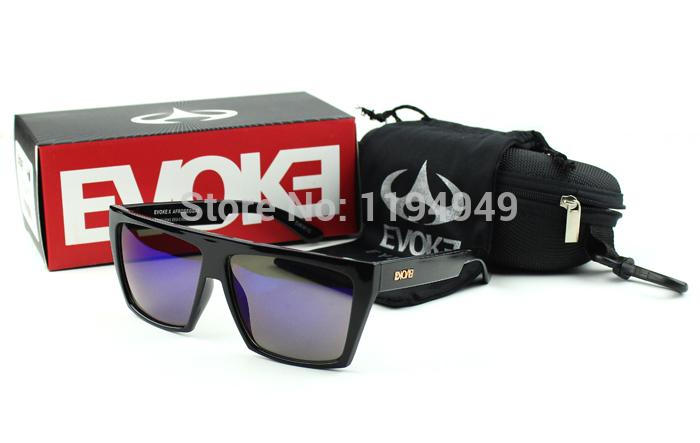 Fashion Designer Sports Sunglasses Evoke Amplifier Brand oculos de sol Outdoor Mens Sunglasses with original box Free shipping(China (Mainland))