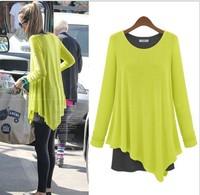 Elegant Women Ladies O-Neck Sleeveless Sheer Chiffon Casual Irregular Blouse Tops Cozy Shirt Clothing