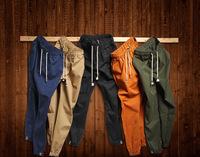 2014 autumn Men's Harem Pants Fashionable Personality Casual Hip Hop Dance Male Trousers joggers sweatpants big size 5XL