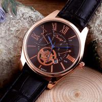 Fashion Quartz Brand Dress Watch Leather Men And Women Wristwatch  With Casual Ladies Wristwatches New 2014 ML0570