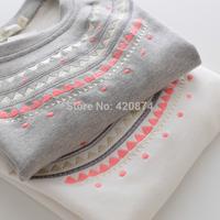 Sun fashion female child m - national embroidery loop pile sweatshirt 2