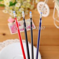 36PCS // 0.5mm Black Red Ink Gel Pen Whole Needle Water Refills Bullet Refills
