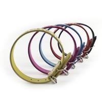 Dog collar cat collar dog accessories pet collar dog collar heart glitter PU chaplains