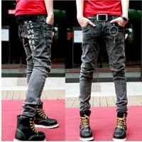 disel jeans men,new 2014 men jeans,Original adid slim straight man jeans