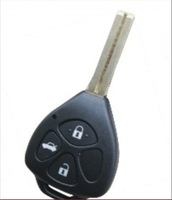 3 Button Toy48 Remote Key Shell for Toyota Crown Reiz   with free shipping