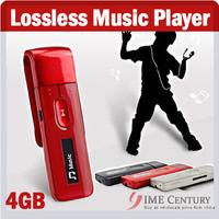 2014 New Model,sport MP3 Lossless Music Player,High Quality Brand MP3 Plyaer 4GB with FM Radio,Black/White