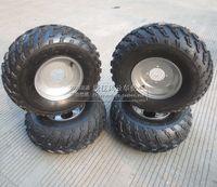 Big atv bull 10 tyre 23x7-10 22x10-10 tyres & rims Set : 4pieces