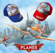 2014 Cartoon Kids Cartoon Children Baby Planes Fans Faves Baseball Fashion Girls Sun Caps Hats Free shipping Dis