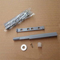 Push to Open System Damper Buffer for Cabinet Door Closers Cupboard Catch With Magnet Soft Quiet Closer