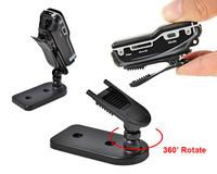 100PCS Sport MD80+Bracket+Clip MD80 Mini DVR SportS kamara Camcoder Bike Camera 720*480 Resolution Portable