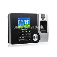 2.4 inch Color TFT screen Time recorder clocking in clock machine fingerprint Realand TCP/IP Fingerprint + Password + ID Card.