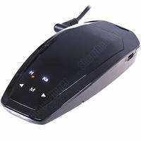 2014 Best Price Car Radar Detectors Russian and English Voice360 Degree Car Anti Radar Detector Free shipping