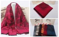 echarpe brand scarf Cotton+cashmere scarf women size 140*140cm winter scarves for women pashimina 6colors designer scarf