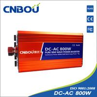 800w Pure Sine Wave Inverter peak power 1600w 36v dc 220v ac