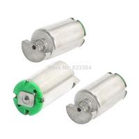 10PCS 3V 1000RPM Output Speed 6x10mm Micro DC Coreless Vibration Motor Free shipping