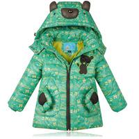 Mitch 2014 male female child short design child down coat children baby winter down