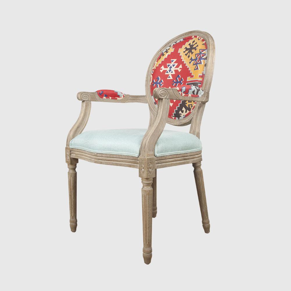 Online kopen wholesale franse fauteuil uit china franse fauteuil groothandel - Eetkamer leunstoel ...