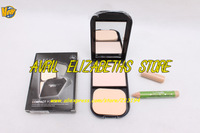12PC/LOT M.N Enjoy Your Beauty Perfect Compact Powder 8g Pressed Powder And Concealer Pen 1.7g Free Shipping