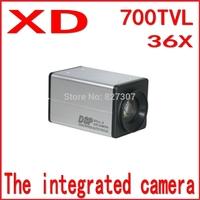 The integrated camera SONY CCD 700TVL 36X   Integrated Digital Auto Focus DSP Zoom Camera  Auto Focus Zoom Camera