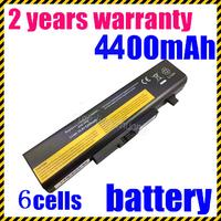 Wholesale 4400MAH Laptop battery for Lenovo IdeaPad Y460, B560 V560 Y560 121000917 57Y6440 L09S6D16, L10N6Y0