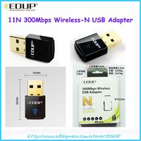 EP-N1557 300Mbps 11N wireless-N USB adapter wifi Windows/Mac/ Linux mini iso adapter mini wifi mini usb wifi
