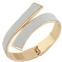 OU4007 2015 Fashion Chunky Luxury Dubai Druzy Leaf Cuff Women Bracelet,Hot New Trending,Party ,Big Event Bangles