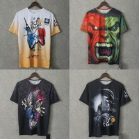 Fashion Summer t shirts men print 3d t shirt  Sincere recommend poland Young  love t shirt high quality brand free shipping