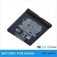 10pieces/lot 1200mah lithium battery for Nokia BL-5K baterai
