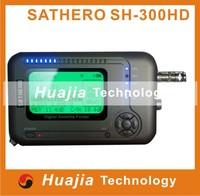 Twin Tuners DVB S2 Sat Finder SH-300HD SATHERO Signal Meter
