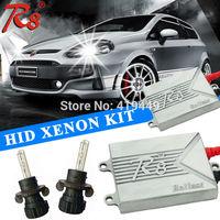 Chinese Factory R8 H13 Hi/Lo Bi-xenon HID Xenon Conversion Kit AC 12V 35W H13 Xenon Lamps Bulbs R8 Ballast
