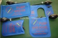 Original KLOM Small/ Middle/Big/U size air wedge  Air pump wedge Inflatable Unlock Door car  4pcs/lot free shipping