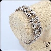 America style ladies jewelry summer fashion silver charm bracelet